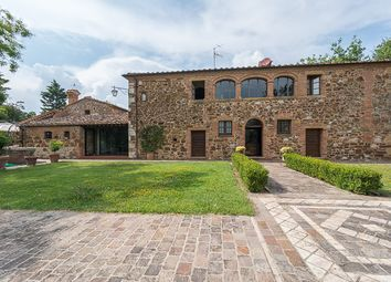 Thumbnail 9 bed country house for sale in Casale Il Bosco Mditerraneo, Trequanda, Siena, Tuscany, Italy