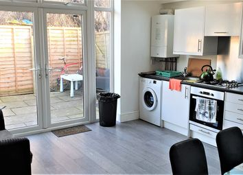 Thumbnail 3 bed flat to rent in Harringay Road, London