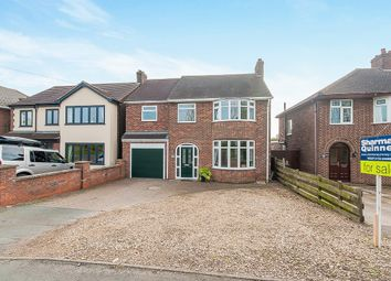 Thumbnail 4 bed detached house for sale in Broadway, Farcet, Peterborough