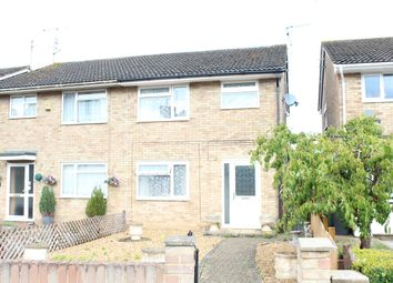 Thumbnail 3 bed semi-detached house for sale in Hillside Road, Hungerford