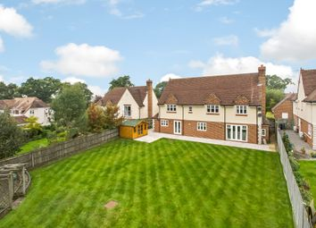 Thumbnail 6 bed detached house for sale in Thompsons Lane, Denmead, Waterlooville