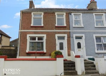 Thumbnail 3 bed end terrace house for sale in Pill Road, Milford Haven, Pembrokeshire