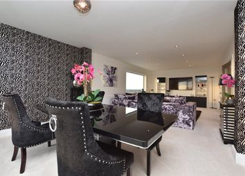 Thumbnail 4 bed flat for sale in Penthouse, Sandmoor Court, Alwoodley, Leeds, West Yorkshire
