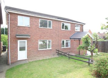Thumbnail 3 bed semi-detached house to rent in Edinburgh Close, Stowmarket