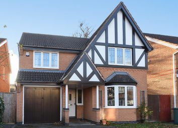 Thumbnail 4 bedroom detached house for sale in Partridge Chase, Bicester