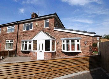 Thumbnail 3 bed semi-detached house to rent in Princess Crescent, Warrington