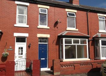 Thumbnail 2 bed terraced house to rent in Larbreck Avenue, Blackpool