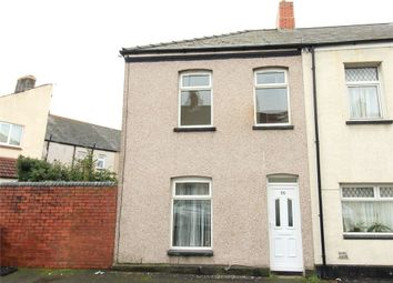 Thumbnail 2 bedroom end terrace house for sale in Manchester Street, Newport