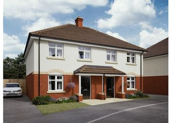 Thumbnail 3 bedroom semi-detached house for sale in Plots 50 & 51, The Park, Signal Way, Chippenham, Wiltshire