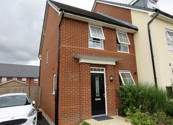 Thumbnail 3 bed semi-detached house for sale in Buttercup Crescent, Northwich