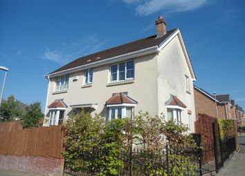 Thumbnail 3 bed detached house for sale in Hanbury Grove, Pontypool