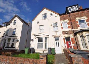 Thumbnail 1 bed flat to rent in Clarendon Road, Wallasey