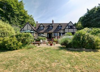 Thumbnail 5 bed detached house to rent in Chinnor Road, Bledlow Ridge, High Wycombe