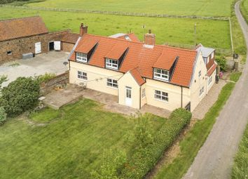 Thumbnail 5 bed property for sale in Beverley Parks Railway Cottages, Long Lane, Beverley