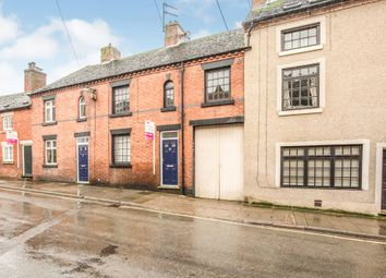 Thumbnail 3 bed terraced house for sale in King Street, Ashbourne