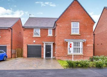 Thumbnail 4 bed detached house for sale in Thorncliffe Close, Washington, Tyne And Wear