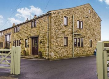 Thumbnail 4 bed barn conversion for sale in Holt Hill Farm, Halifax Road, Burnley, Lancashire