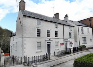 Thumbnail 5 bed town house for sale in Well Street, Holywell, Flintshire