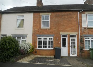 Thumbnail 3 bed terraced house to rent in Hatton Park Road, Wellingborough