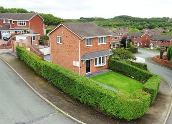 Thumbnail 3 bed detached house for sale in Wheelock Way, Kidsgrove, Stoke-On-Trent