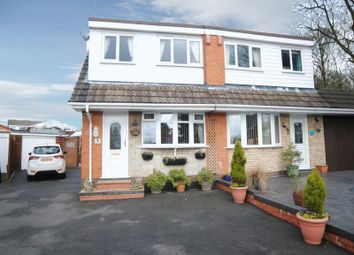Thumbnail 3 bed semi-detached house for sale in Ransome Place, Parkhall, Stoke On Trent