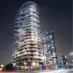 Thumbnail 3 bed flat for sale in Siemens Brothers Way, London
