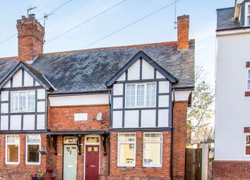 Thumbnail 2 bed town house for sale in Weir Road, Kibworth, Leicester
