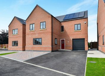 Thumbnail 6 bed detached house for sale in Cromford Road, Aldercar, Nottingham