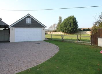 Thumbnail 3 bed detached house to rent in Nethercourt Lodge, Pitmore Lane, Lymington.
