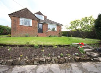 Thumbnail 3 bed detached bungalow to rent in Ewshot Lane, Ewshot, Farnham