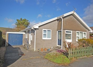 Thumbnail 3 bed bungalow for sale in Glanceulan, Penrhyncoch, Aberystwyth