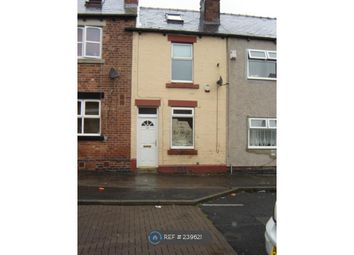 Thumbnail 4 bedroom terraced house to rent in Robey Street, Sheffield