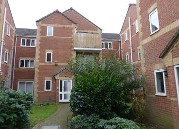 Thumbnail 2 bed flat for sale in Oaklands, Central, Peterborough
