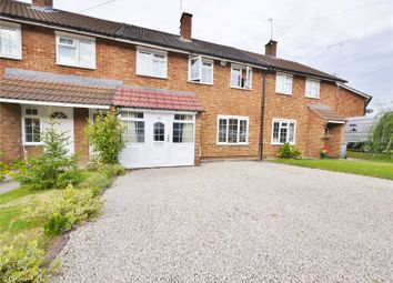 Thumbnail 3 bed terraced house for sale in Knights Way, Brentwood, Essex