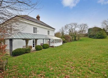 Thumbnail 6 bed detached house for sale in Main Road, Chillerton, Newport, Isle Of Wight