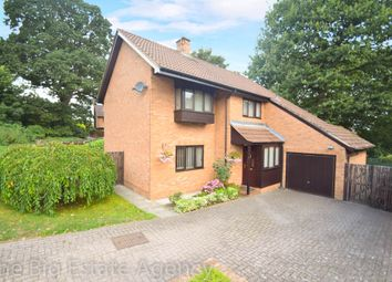 Thumbnail 4 bed detached house for sale in Ffordd Dolgoed, Mold