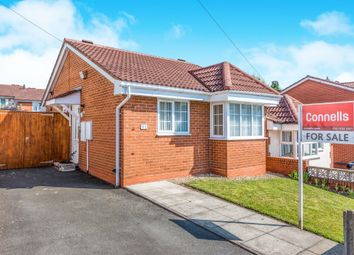 Thumbnail 2 bed semi-detached bungalow for sale in St. James Road, Oldbury