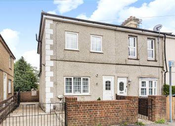 Coulsdon Road, Caterham, Surrey CR3. 3 bed end terrace house