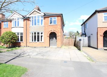 Thumbnail 3 bed semi-detached house for sale in Richmond Road, Rugby
