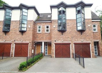 Thumbnail 3 bed terraced house for sale in Bedells Lane, Wilmslow, Cheshire