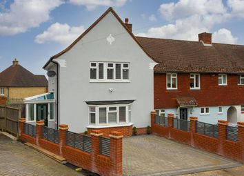 Thumbnail 3 bed semi-detached house for sale in Partridge Mead, Banstead
