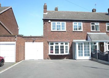 Thumbnail 3 bed semi-detached house for sale in Roderick Drive, Wednesfield, Wednesfield