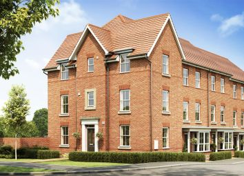 Thumbnail 3 bed property for sale in Kingsbrook, Broughton Crossing, Broughton, Aylesbury