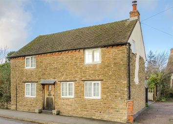 Thumbnail 3 bed detached house for sale in High Street, Braunston, Daventry