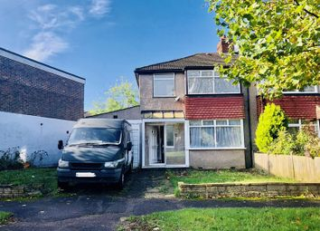 Thumbnail 3 bed semi-detached house to rent in Hamsey Green Gardens, Warlingham