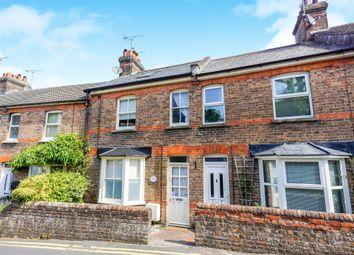 Thumbnail 2 bed terraced house for sale in Harveys Terrace, Fordington, Dorchester