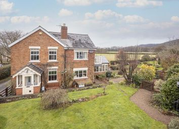 Thumbnail Detached house for sale in Weobley Cross Cottage, Southend Lane, Mathon, Malvern, Herefordshire