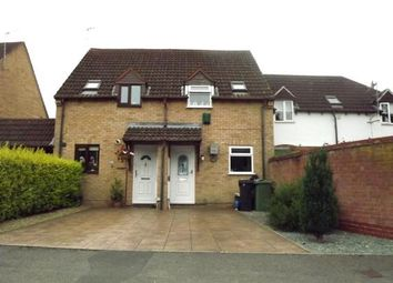 Thumbnail 1 bed end terrace house for sale in Miller Dyke, Quedgeley, Gloucester, Gloucestershire