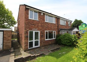 Thumbnail 3 bed semi-detached house for sale in St. Marys Close, Atherton, Manchester