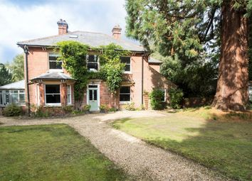 Thumbnail 6 bed detached house for sale in Church Road, Fleet